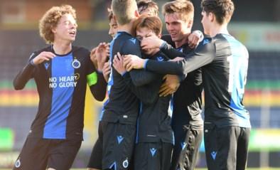 Slecht nieuws voor jonkies van Club Brugge en KRC Genk: UEFA annuleert Youth League