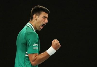 Hoe meer pijn en kritiek, hoe beter Novak Djokovic gaat tennissen