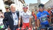 Wie is Gianni Savio (72), excentrieke Italiaan die wielertalenten als Davide Ballerini en Ivan Sosa ontdekte?