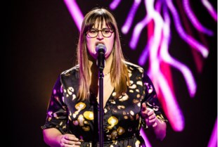 'Stresskip' Gwen hoopt dat Koen Wauters zich omdraait in <I>The Voice</I>