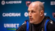 """Philippe Clement gaat Club Brugge (tot aan de match) coachen vanuit isolatie: """"Ik stel ons wedstrijdplan voor aan de spelers"""""""