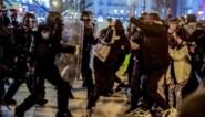 Zeker 55 gewonden, vooral politieagenten, bij rellen in Madrid na arrestatie rapper
