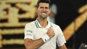 AUSTRALIAN OPEN. Novak Djokovic plaatst zich voor finale en maakt einde aan Russisch sprookje van Aslan Karatsev