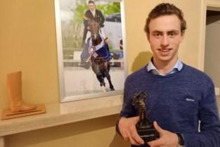 18-jarige beroepsruiter bekroond tot Arendonks Sportfiguur van het jaar
