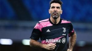 """Gianluigi Buffon krijgt boete van 5.000 euro voor """"godslasterlijke uitdrukking"""""""