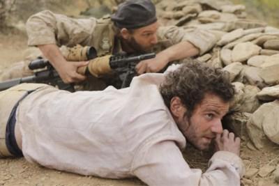 RECENSIE. 'No man's land': Als een kip zonder kop in Syrië ****