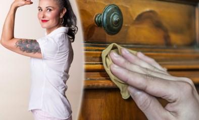 Huishoudexperte Zamarra Kok doet uw antieke meubels weer glanzen