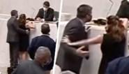 Braziliaans parlementslid aangerand door collega tijdens stemming