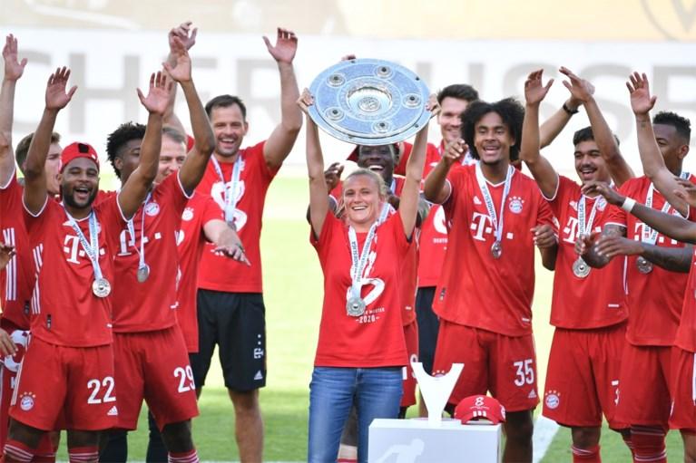 """Zeven op zeven beschikbaar, WhatsAppen met Lewandowski en """"de baas"""" spelen: deze vrouw is hét geheim van Bayern"""