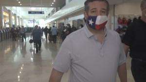 Senator en voormalig presidentskandidaat Ted Cruz onder vuur omdat hij winterstorm in Texas ontvlucht voor tripje naar luxeresort in Cancún