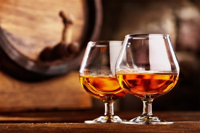 Eeuwenoude Franse cognac verkocht voor 46.000 euro