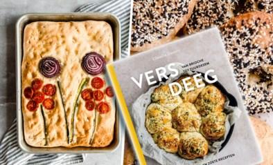 Zelf focaccia of bagels maken? Wij testen het kookboek 'Vers deeg' en zijn lang niet ontevreden