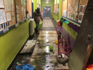 """Zowat 150 kleuters kunnen niet terug naar basisschool Kinderkoppen na brandstichting: """"Een beetje poetsen zal niet volstaan"""""""