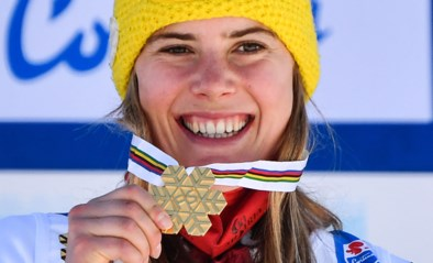 Oostenrijkse Liensberger verovert goud op slalom, Kim Vanreusel eindigt als 29ste