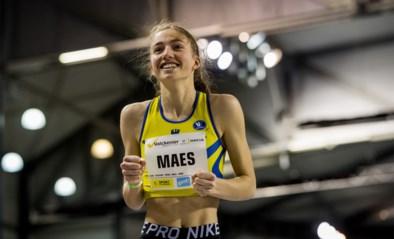 Wie is Merel Maes? 16-jarig hoogspringfenomeen dat tegelijk nog in provinciale voetbalt bij de jongens