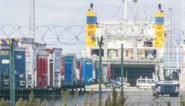 Zes transmigranten uit koelwagen gered in Zeebrugge