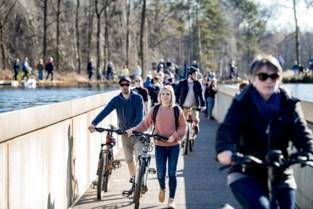 """83.000 fietsers in Limburg tijdens krokusvakantie: """"Voltreffer voor ons fietstoerisme"""""""