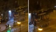 """Getuige filmt plofkraak in Amsterdam: """"Explosie was in de wijde omgeving te horen"""""""