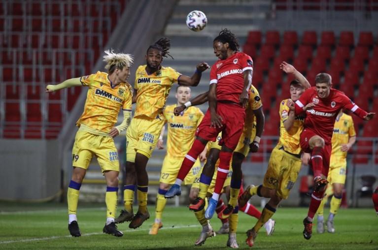 Antwerp geraakt in eigen huis niet verder dan doelpuntenloos gelijkspel tegen STVV