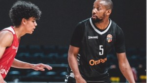 Ajay Mitchell debuteert bij Belgian Lions tegen Tsjechië, rust voor kapitein Jonathan Tabu