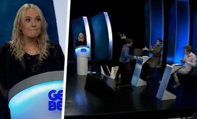 Woeste deelnemer breekt studio van IJslandse spelshow af nadat tegenstander juist antwoord geeft