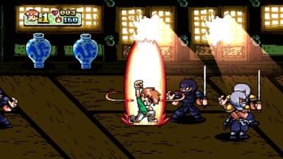 RECENSIE. 'Scott Pilgrim vs the world: The game - complete edition': Even complexloos als de jaren 90 ***