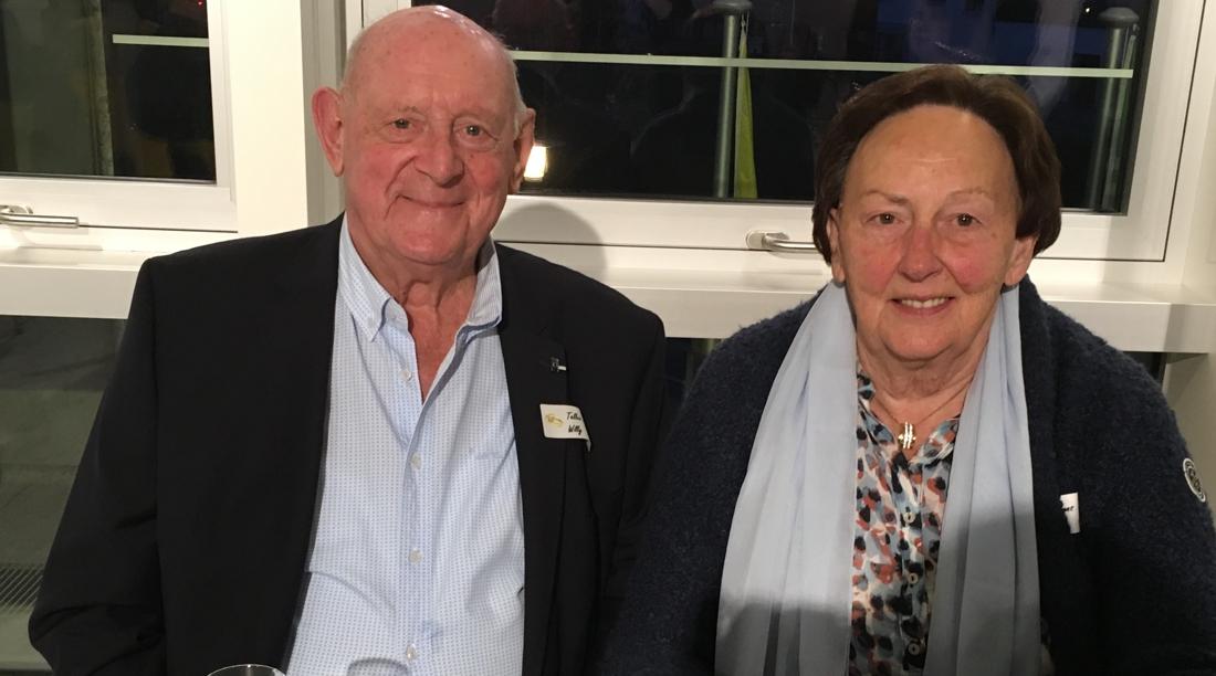 """Willy en Simonne waren 63 jaar onafscheidelijk, op kwartier tijd overleden ze beide aan corona: """"We troosten ons met gedachte dat geen van beide alleen moet achterblijven"""""""