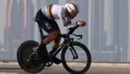 Wereldkampioen Filippo Ganna de beste in tijdrit UAE Tour, Tadej Pogacar is de nieuwe leider
