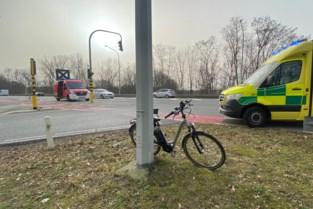 Fietser (75) uit Bilzen gewond na ongeval in Diepenbeek