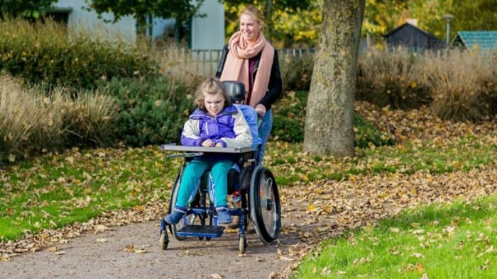 Extra steun voor thuisverzorging kinderen met handicap