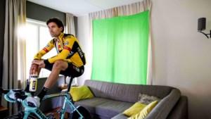 Jumbo-Visma werkt aan plan B maar schrijft Dumoulin nog niet af voor de Tour