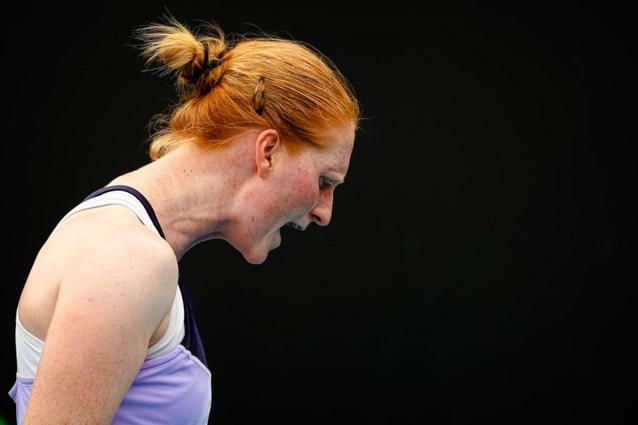 Alison Van Uytvanck na knieoperatie zes tot acht weken buiten strijd, Coppejans naar tweede ronde Challengertornooi