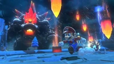 """RECENSIE. 'Super Mario 3D World   Bowser's Fury': """"Kan dit tippen aan de Mona Lisa onder de platform-games? Bijna"""" ****"""