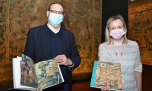 """Stadsmuseum MOU stelt boek voor over Oudenaardse wandtapijtkunst: """"Onze roots extra in de kijker zetten"""""""