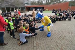 High-Five voor duurzaam vervoer in Campus Kajee en Sint-Ludgardis