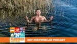 PODCAST. Baden in ijskoud water: kan het je gelukkiger én gezonder maken?