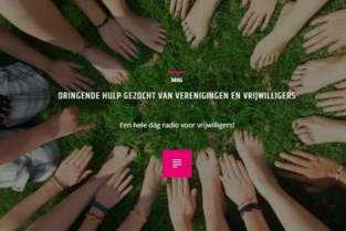 Radiozenders MIG en SU FM maken samen radio voor vrijwilligers