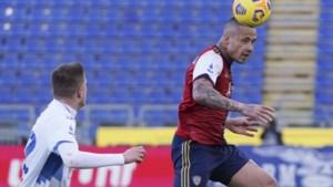 Radja Nainggolan pakt nog eens uit met 'tomahawk tackle', maar Cagliari kan ook tegen Atalanta niets rapen