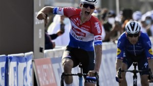 Louis Vervaeke meteen in het winnende kamp