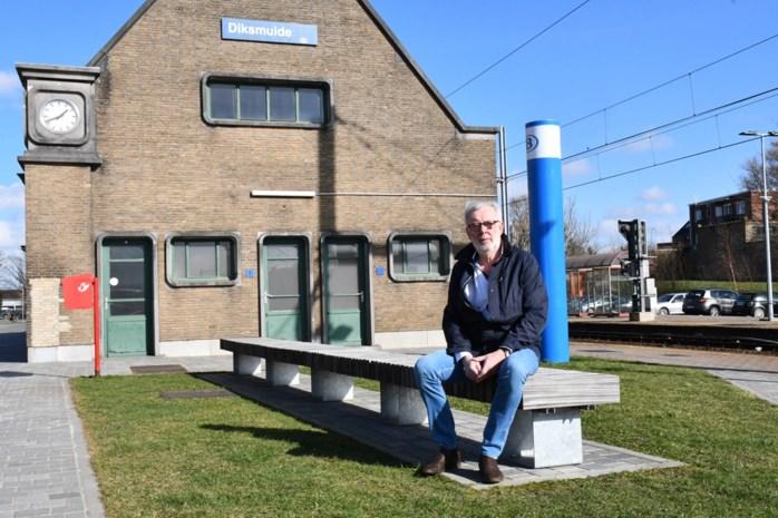 """Diksmuide protesteert tegen sluiting van station: """"Maak er desnoods een koffiebar en broodjeszaak van"""""""