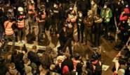 Opnieuw onrustig in Barcelona, demonstranten wel minder talrijk aanwezig
