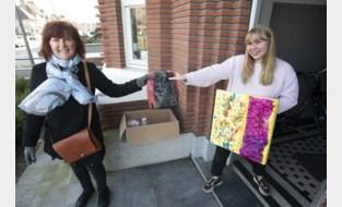 Lesgeefster Martine verrast leerlingen met koffiekoeken aan huis