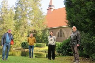 Romantisch en biodivers gaan hand in hand in Ruusbroeckpark