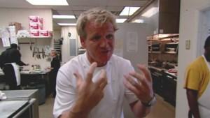 """Gordon Ramsay krijgt flinke klap: """"Nu moet ik wel rustiger aan doen"""""""