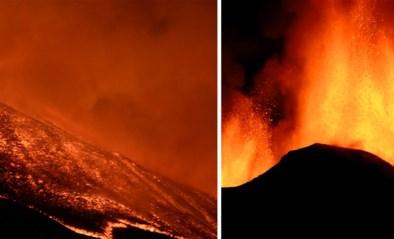 Hypnotiserende beelden van de Etna, één van 's werelds meest actieve vulkanen