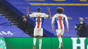 Christian Benteke matchwinnaar bij Crystal Palace, Cristiano Ronaldo bezorgt Juventus de zege