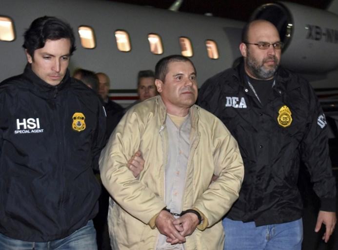 Emma Coronel Aispuro, de echtgenote van drugsbaron El Chapo, gearresteerd in de buurt van Washington