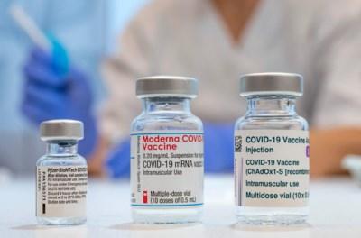 """Je zal toch op voorhand weten welk vaccin je krijgt: """"Ook voor ons was dit een verrassing"""""""