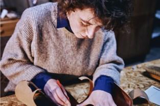 Antwerps ontwerpcollectief stelt gerecycleerde, lokale schoen voor
