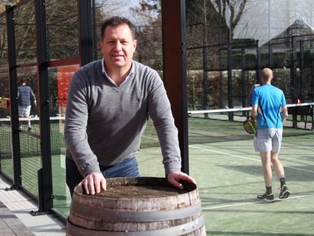"""Philip Desoete wacht in spanning af wat Overlegcomité in petto heeft voor tennissport: """"Hoop doet leven"""""""